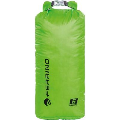 Drylite 5 - Bolsa 5 litros Verde Trekking Ferrino