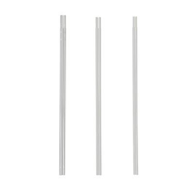 Alu Pole 11mm Silver