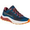 Karacal Denim/Rouge Mujer - Zapatillas Trail Running La Sportiva