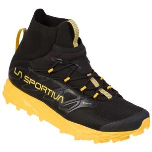 Blizzard Goretex Black/Yellow - Zapatilla Trail Running La Sportiva