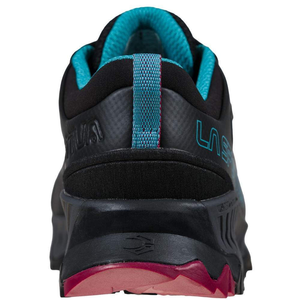 Spire Goretex Black/Topaz Mujer - Zapatilla Trail Senderismo La Sportiva
