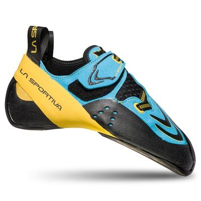 Futura Blue/Yellow Hombre - Pie de gato Escalada La Sportiva