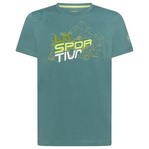 Cubic T-Shirt M Pine
