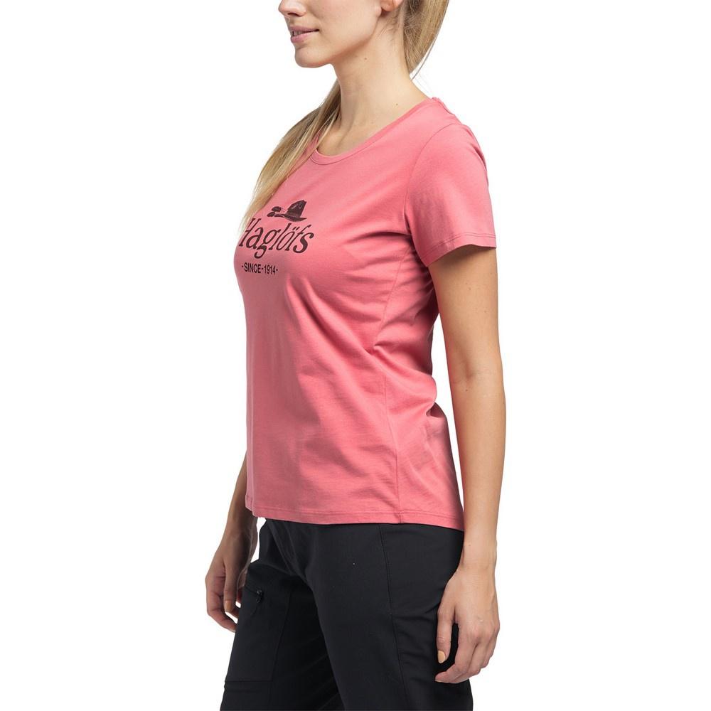 Mirth Tee Mujer - Camiseta Trekking Haglofs