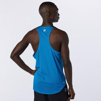 Fast Fligt Singlet Hombre - Camiseta  Trail Running New Balance