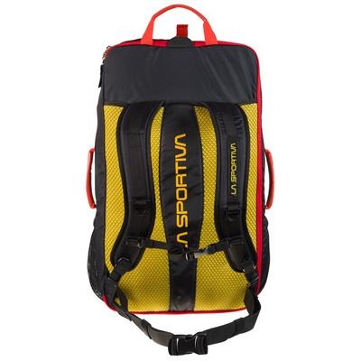 Travel Bag Black/Yellow
