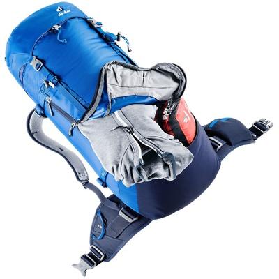 Guide 34+ - Mochila 34 litros Azul Alpinismo Deuter