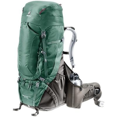 Aircontact PRO 55 + 15 SL Mujer - Mochila 70 litros Verde Trekking Deuter