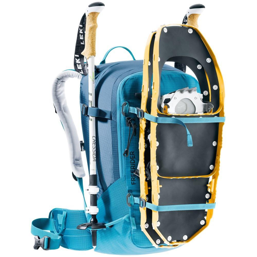 Freerider 28 SL Mujer - Mochila 28 litros Azul Nieve Deuter
