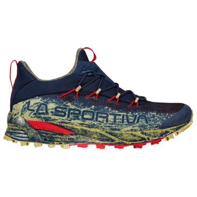 Tempesta Goretex Night Blue/Cedar Green Hombre - Zapatillas Trail Running La Sportiva