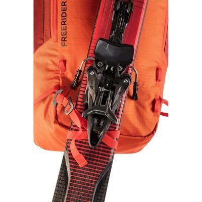 Freerider 30 - Mochila 30 litros Naranja Nieve Deuter