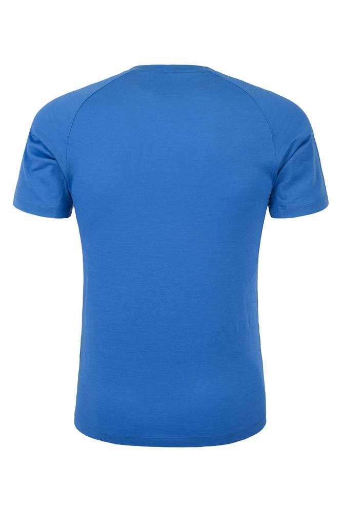 Merino Color Zip Hombre - Camiseta Trekking Montura