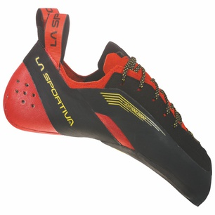 Testarossa Red/Black - Pie de gato Escalada La Sportiva