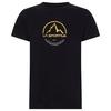 Logo Hombre - Camiseta Trekking La Sportiva