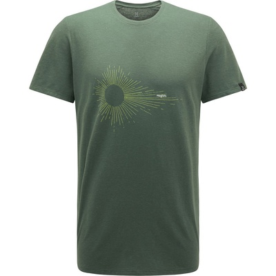 Träd Print Hombre - Camiseta Trekking Haglofs