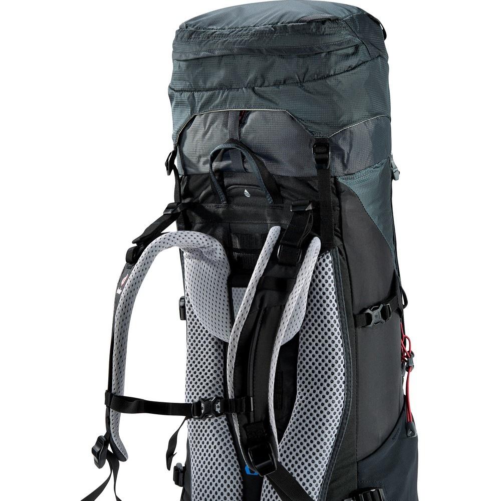 Aircontact Lite 35 + 10 SL Mujer - Mochila 45 litros Gris Trekking Deuter