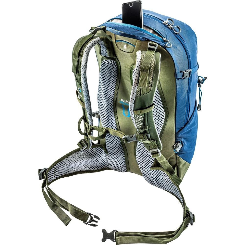 Trail 26 - Mochila 26 litros Gris Trekking Deuter