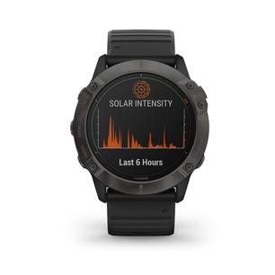 Fenix 6X Pro Solar - Reloj Deportivo GPS Trailrunning Garmin