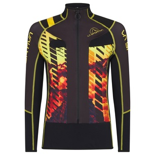 Stratos Racing Jkt II M Black/Yellow