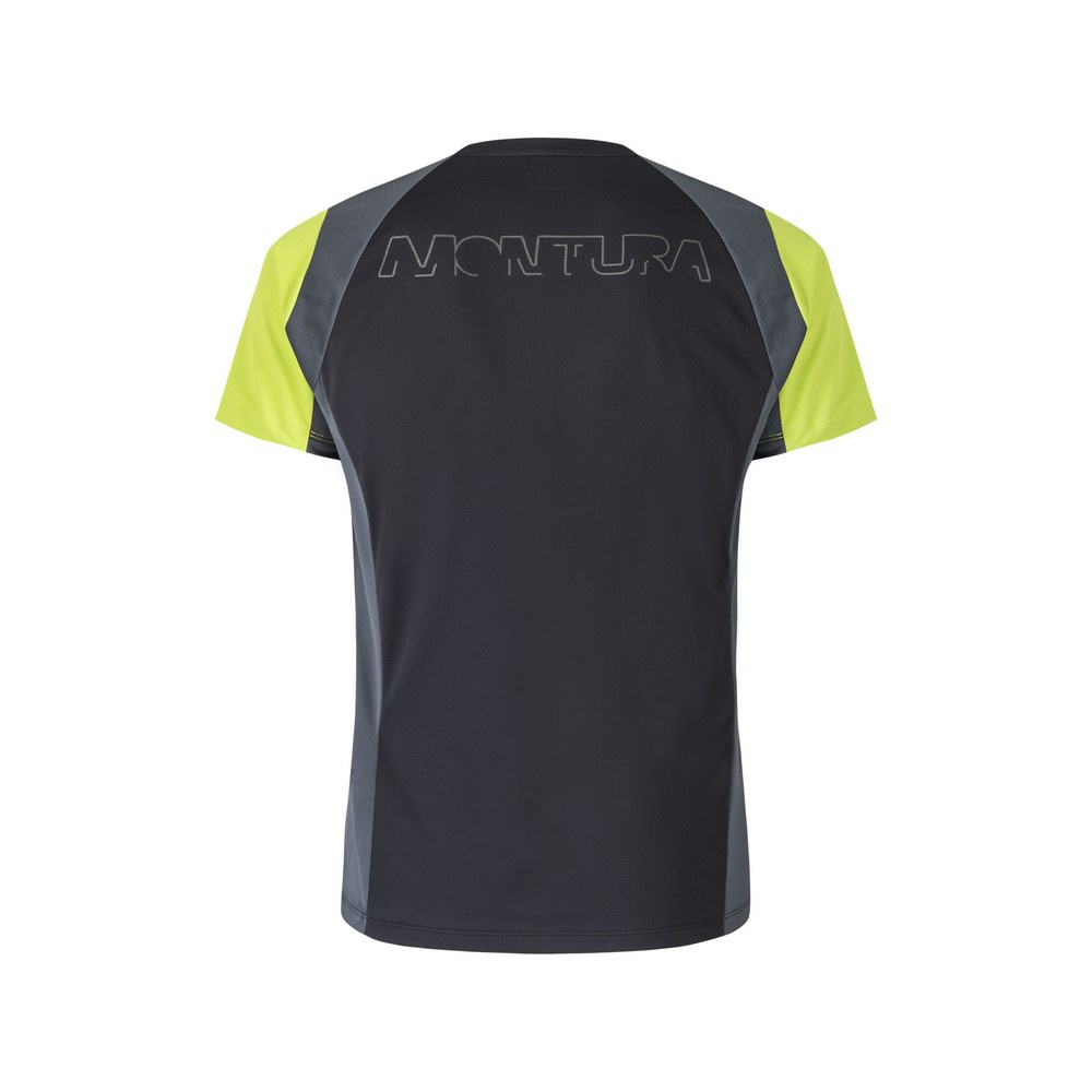 Outdoor Choice Hombre - Camiseta Trail Running Montura