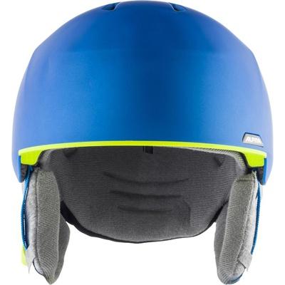 Albona Blue-Neon-Yellow Matt