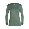 200 Oasis LS Crewe  Mujer - Camiseta Trekking Icebreaker
