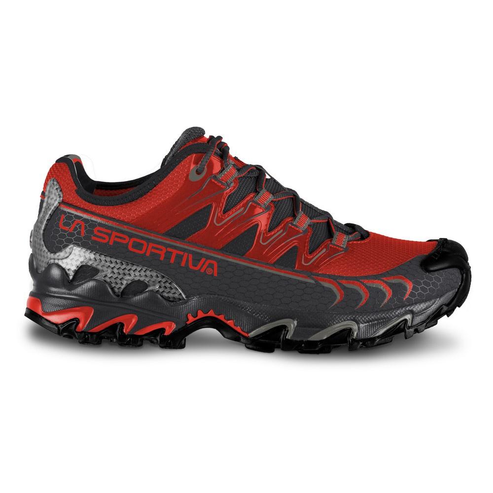 Ultra Raptor Goji/Carbon Hombre - Zapatilla Trail Running La Sportiva