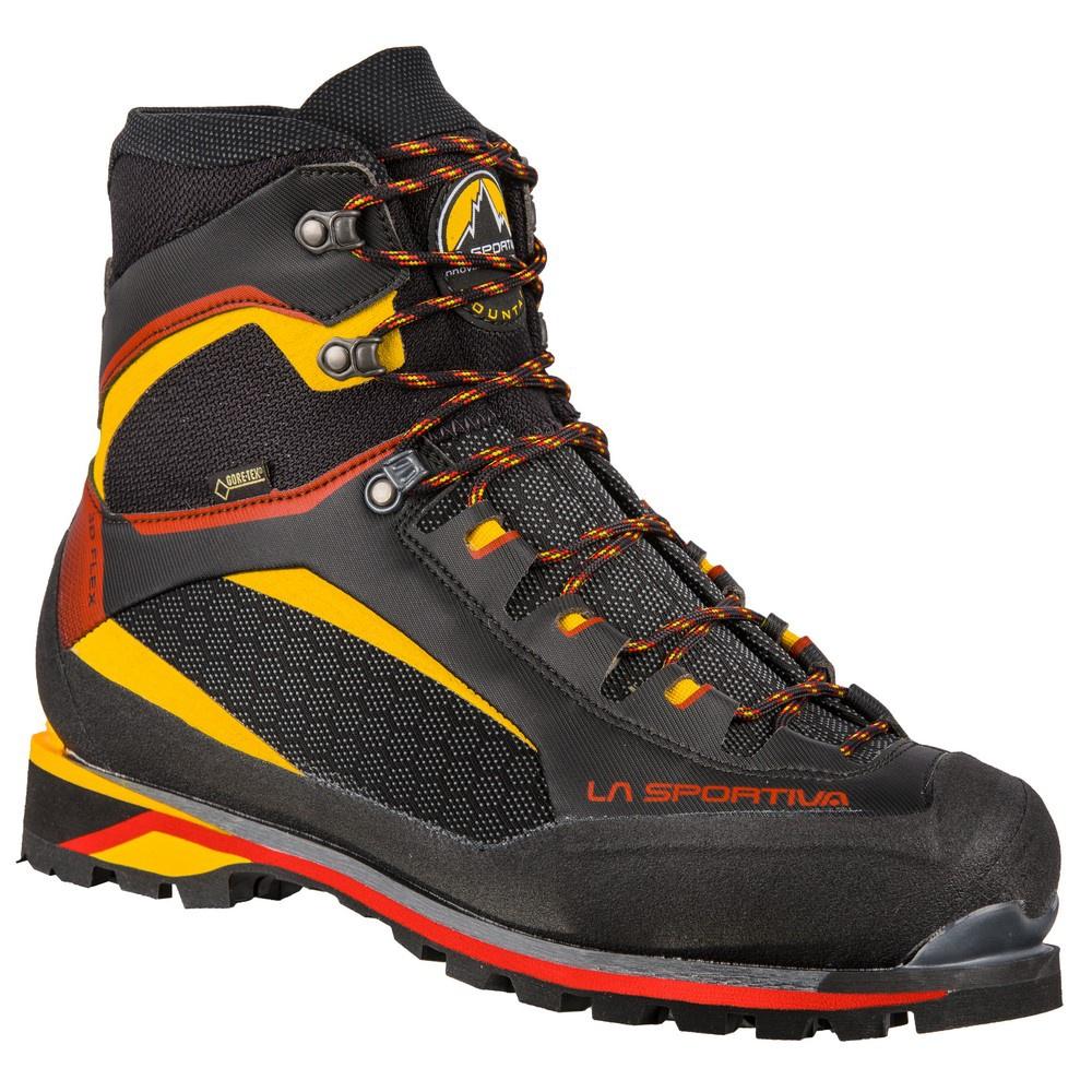 Trango Tower Extreme Goretex Black/Yellow Hombre - Bota Alpinismo La Sportiva