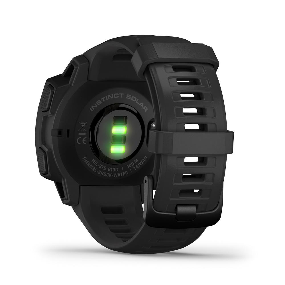 Instinct Solar Tactical - Reloj Deportivo GPS Trailrunning Garmin