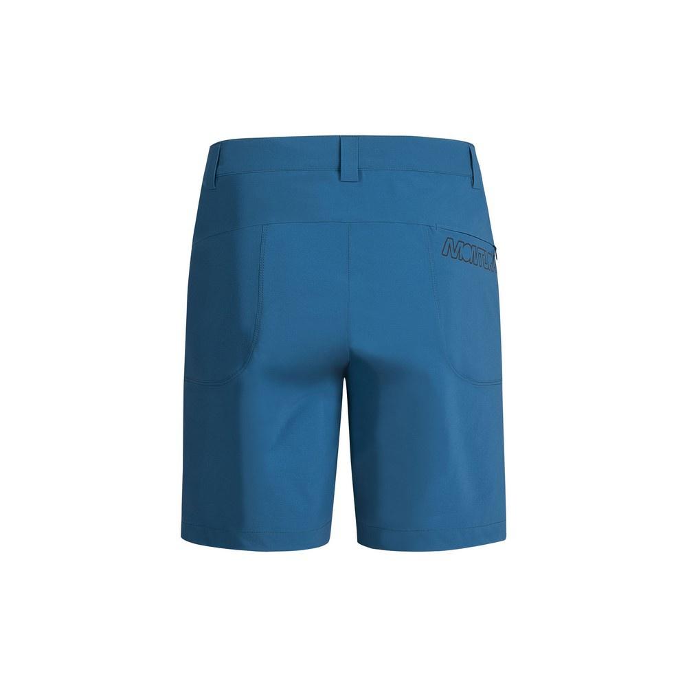 Stretch Walk Bermuda Hombre - Pantalones Trekking Montura