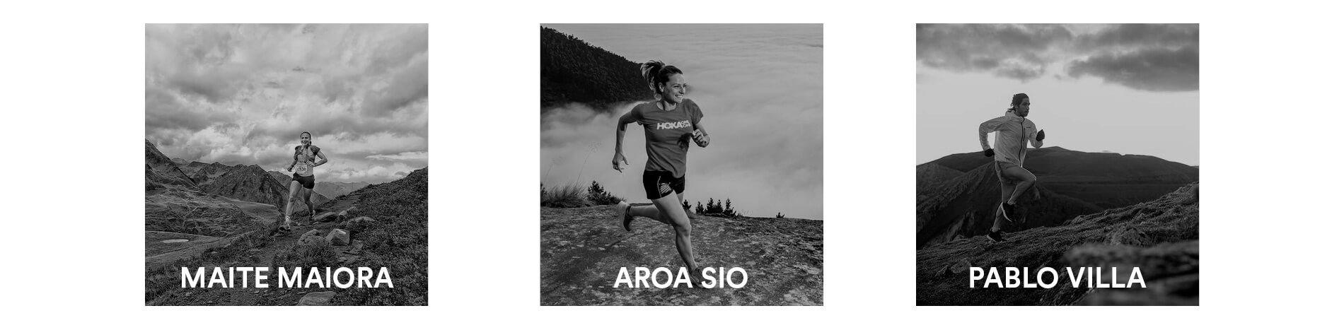Trail running competicion atletas 3