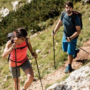 Cateogrias Trekking agosto 2021