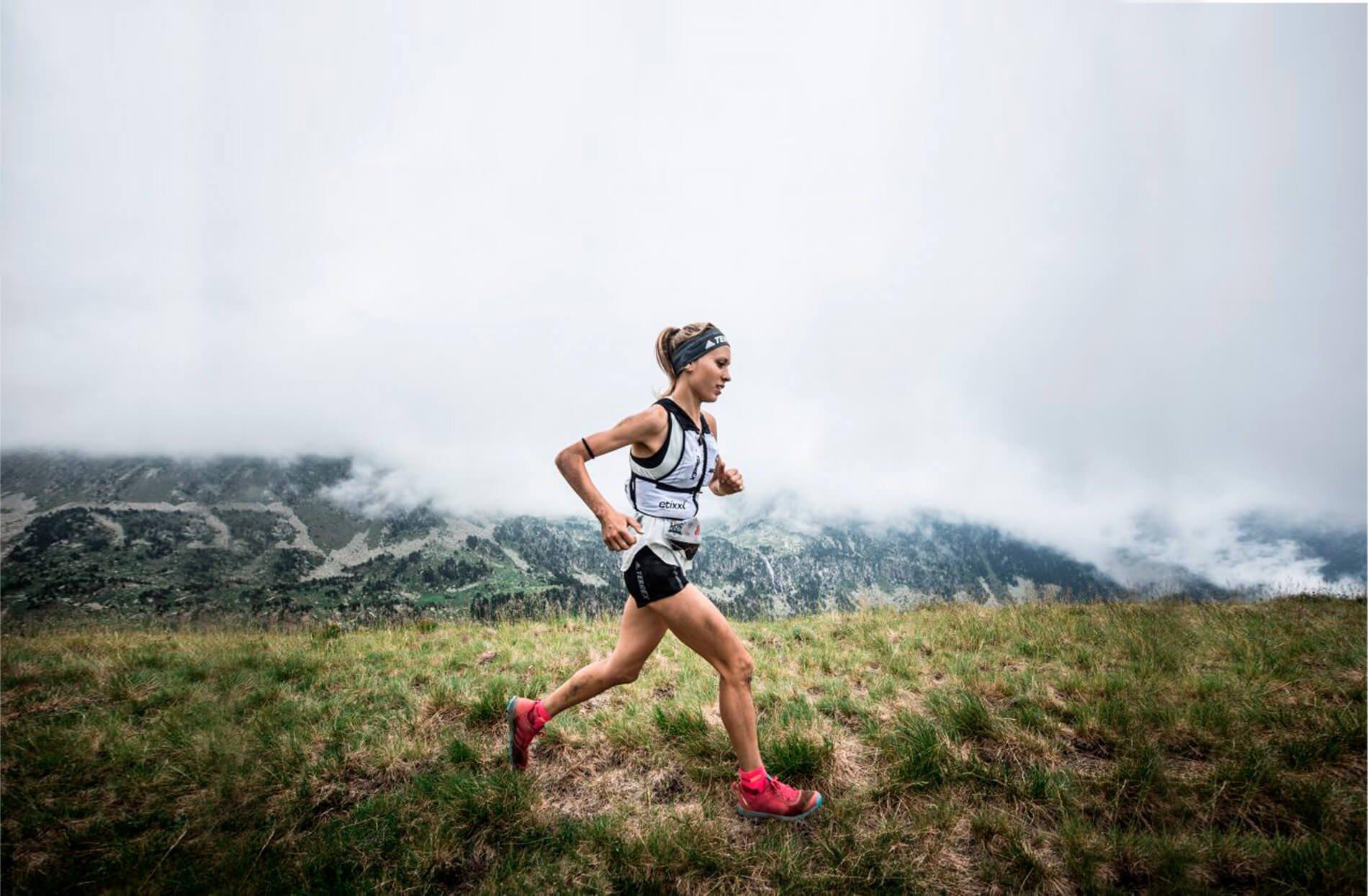 Trail Running competicion adidas