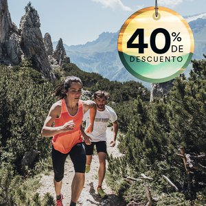 trail running 40 de descuento