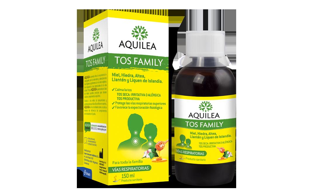 Aquilea Tos Family El Jarabe Para La Tos Aquilea