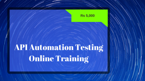 API Automation All-in-one Hands-on Online Training