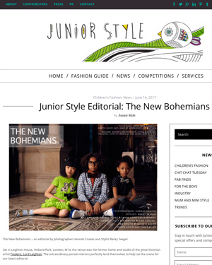 e0ae00304107 Junior Style s latest fashion editorial  The New Bohemians  features the  Step2wo trainers  Malloy   from 76 and flower pump  Arabella   from 105.