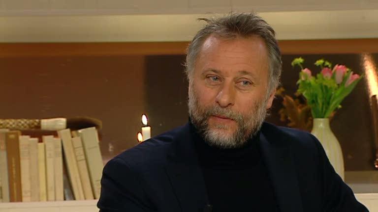 Michael Nyqvist stephen f