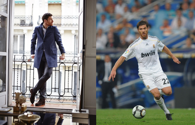 Xabi Alonso Real Madrid Fashion Stephen F