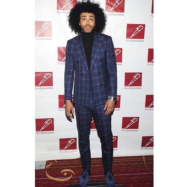 daveed diggs, red carpet, stephen F