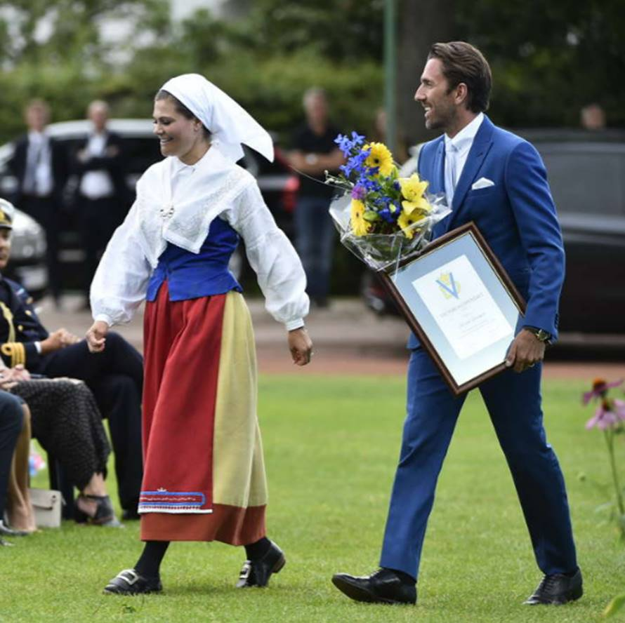 henrik lundqvist_Crown princess