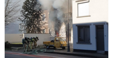 Hulp voor Mich & Charlotte na brand