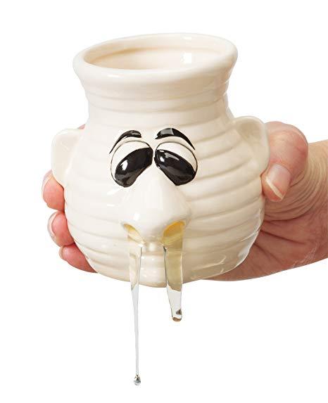 Sneezy Egg Separator