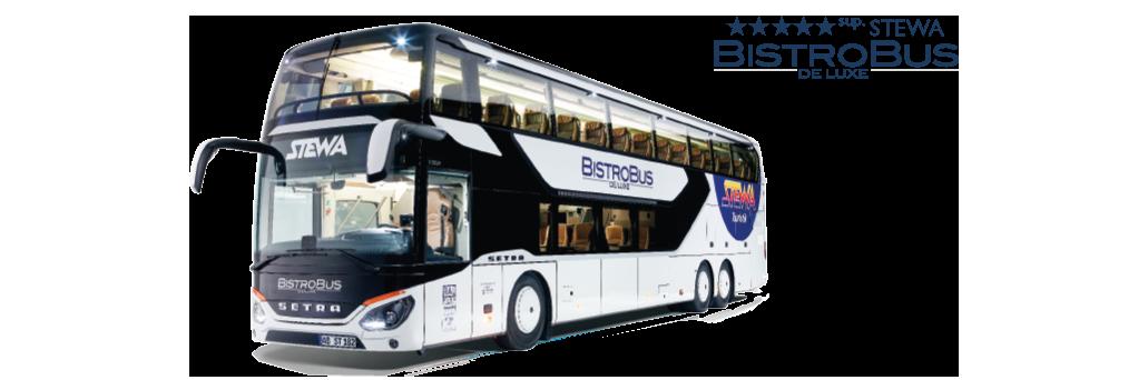 5 Sterne sup. STEWA-Bistro-Bus de luxe