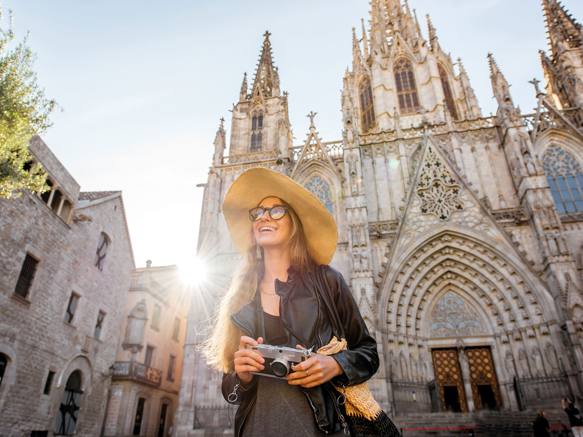 Barcelona, Eulalia Kathedrale