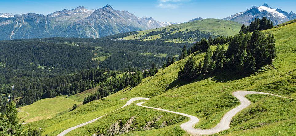 Fernwanderwege - Wandern im Zillertal