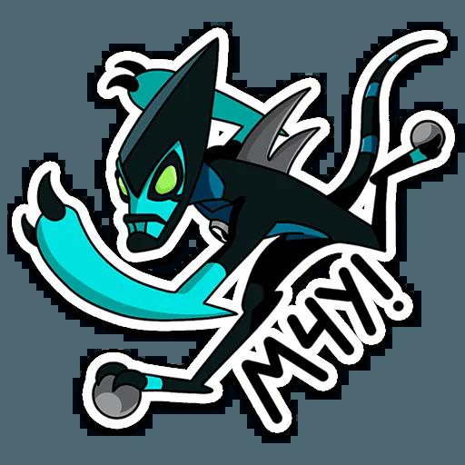 Sticker from cartoon_vk pack