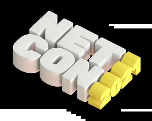 Sticker from netcon2021 pack