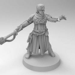 Dynasty Immortelle Print 3D Canopic Guard Warhammer 9th Age Of Sigmar