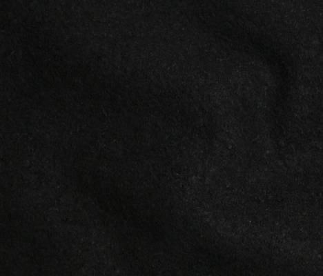 Boiled Wool/Viscose – Black